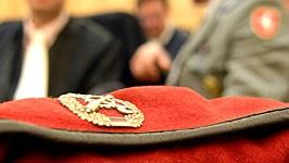 """Misshandlung von Rekruten vor BGH; """"Mitdenken bleibt Pflicht""""; dpa"""