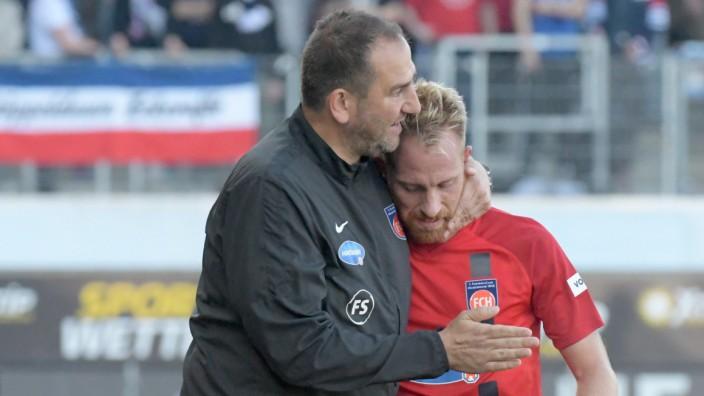 1. FC Heidenheim - Holstein Kiel