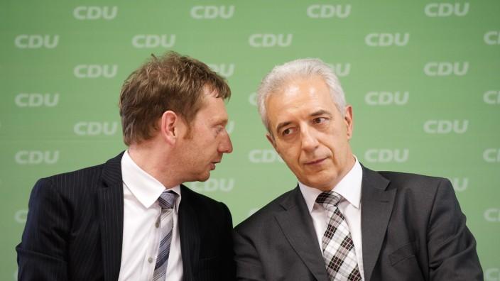 Sachsens CDU bietet SPD Koalitionsverhandlungen an