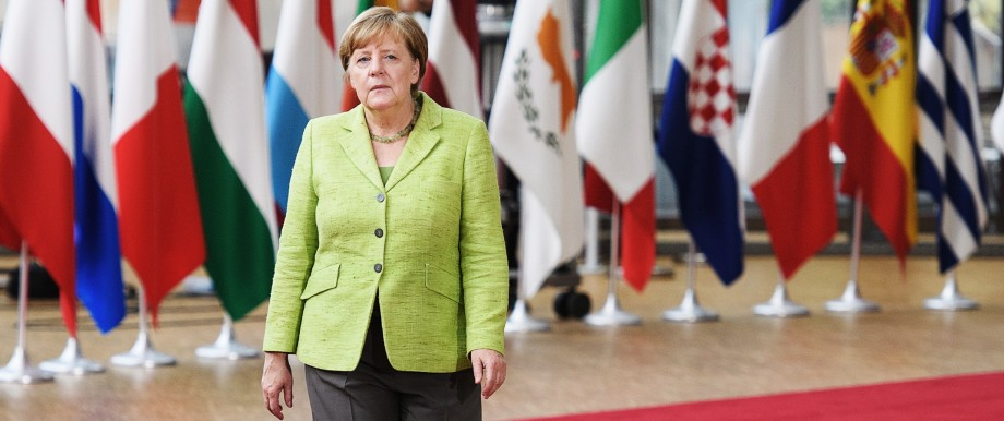 Delegates Attend The European Council Meeting In Brussels - Day One