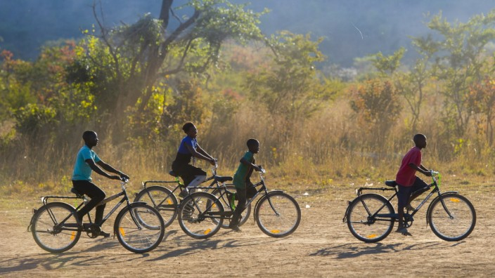 World Bicycle Relief Foto: Gareth Bentley 2014