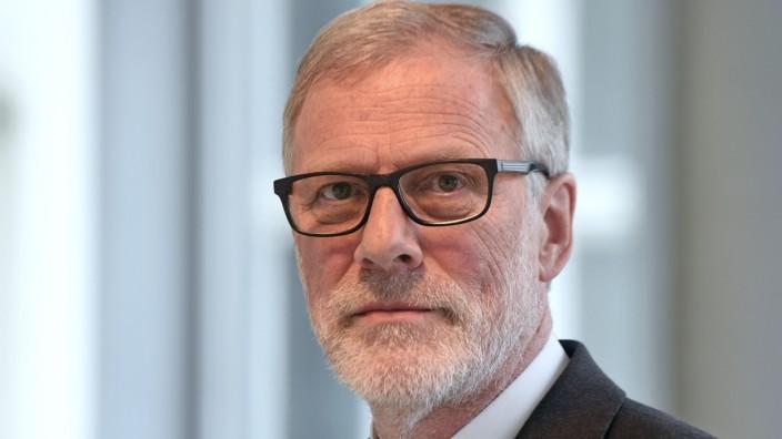 Kabinettssitzung mit dem Chef der Staatskanzlei Rainer Robra