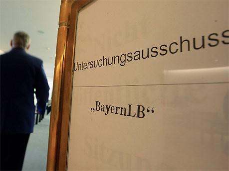Bayerische Landesbank, BayernLB, Untersuchungsausschuss, dpa