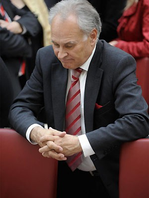 Bayerische Landesbank, BayernLB, Erwin Huber, CSU, ddp
