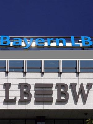 Bayerische Landesbank, BayernLB, LBBW, dpa