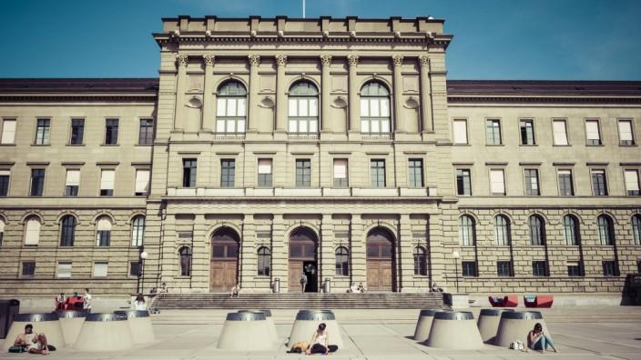 Switzerland Zurich ETH Zurich Technical University PUBLICATIONxINxGERxSUIxAUTxHUNxONLY KRP001512