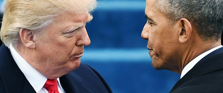 January 20 2017 Washington District of Columbia U S President DONALD TRUMP shakes hands with