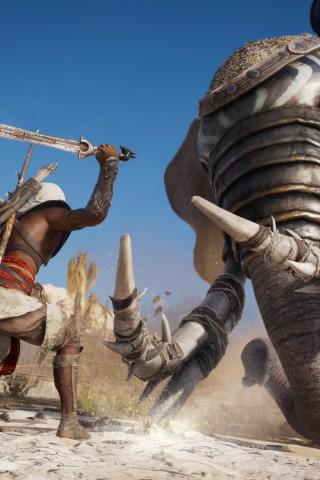 Screenshots Assassins Creed Origins