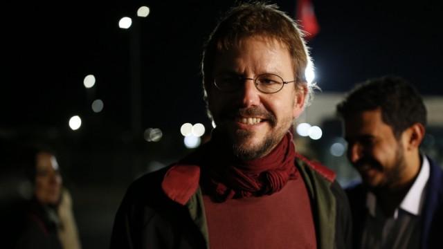 Peter Steudtner, Prozessende