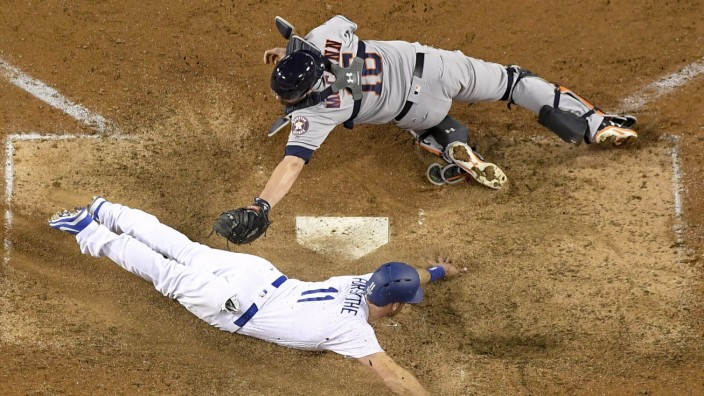 Baseball World Series: Astros gegen Dodgers