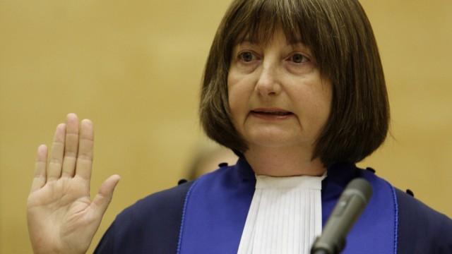 Silvia Fernandez De Gurmendi