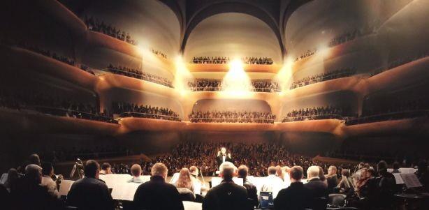 Modelle Konzerthaus München Architektenwettbewerb Zaha Hadid Architects London