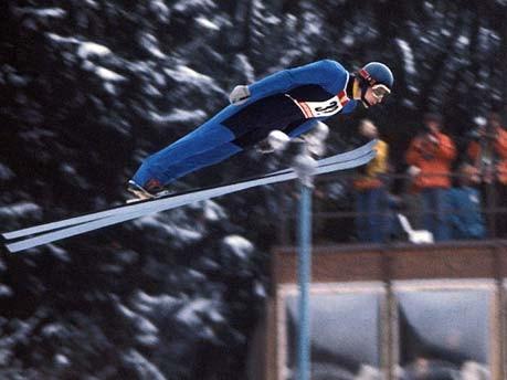 Skispringen, Vierschanzentournee; imago