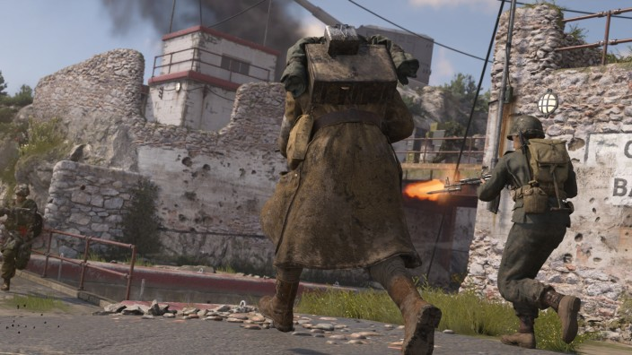 Screenshots Call of Duty WWII
