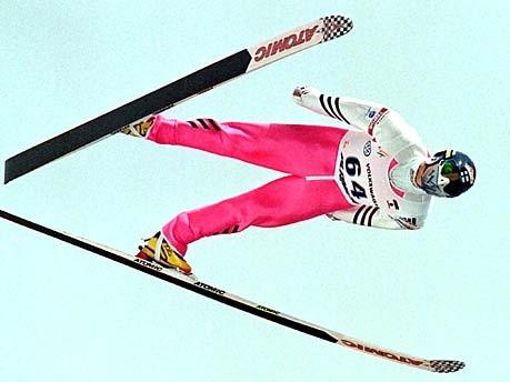 Skispringen, Vierschanzentournee; dpa