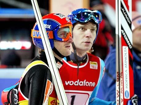 Skispringen, Vierschanzentournee; AFP