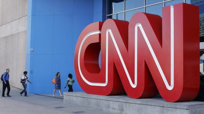 US-Nachrichtensender CNN