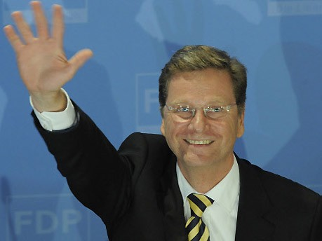 Guido Westerwelle, ddp