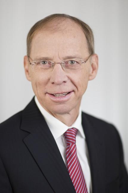 Chef der Versicherungsaufsicht, Frank Grund