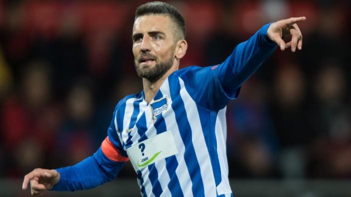 Hertha ohne Leckie in Europa League - Ibisevic im Kader
