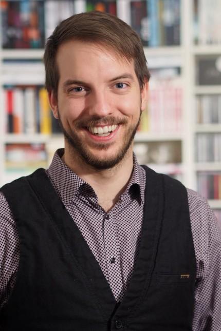 Blogger Marius Müller