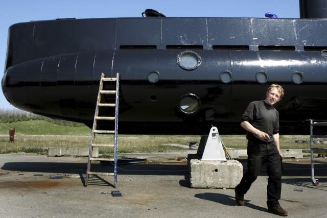Doku mit mordverdächtigem dänischen U-Boot-Bauer