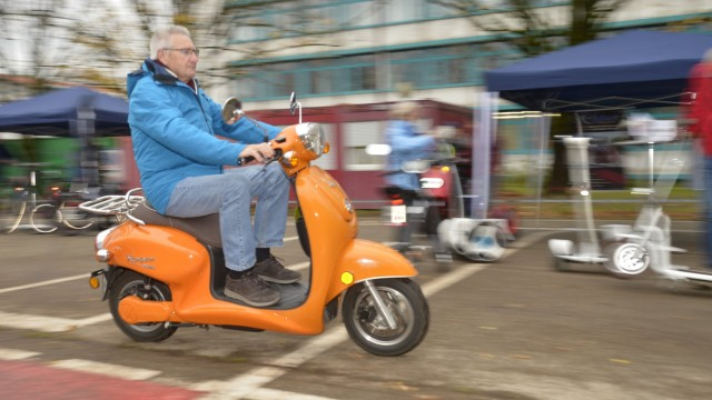 E-Mobilität: Gerd Corzilius bleibt skeptisch.