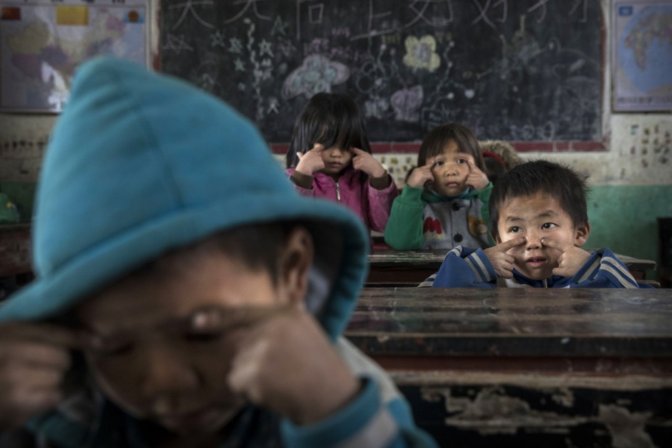 China's Left Behind Children