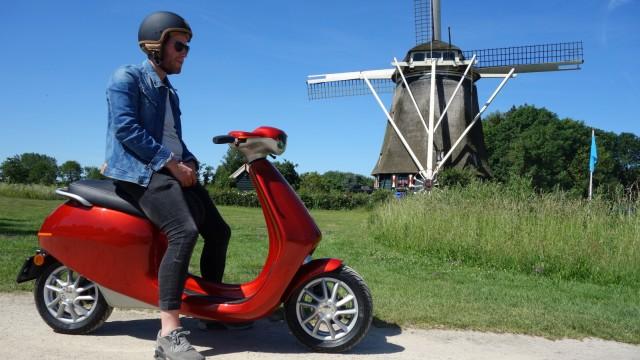 Elektromobilität Elektroroller Bolt AppScooter