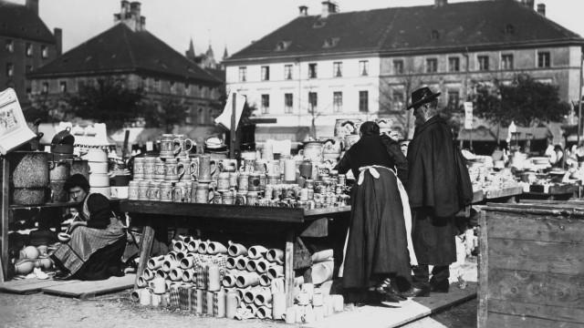 Markt in der Au in München