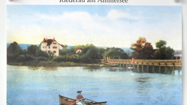 Riederau Bahnhof Ausstellung