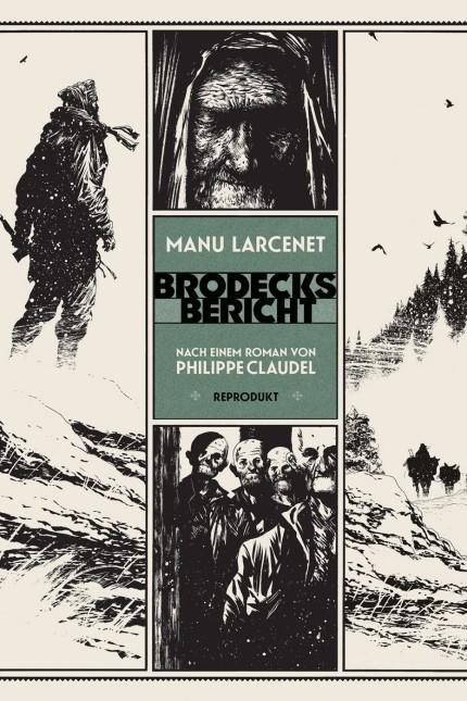 Brodecks Bericht Manu Larcenet