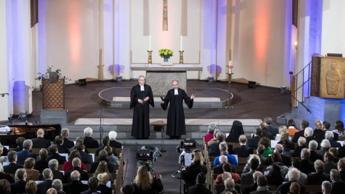 Eröffnungsgottesdienst Synode der Evangelischen Kirche
