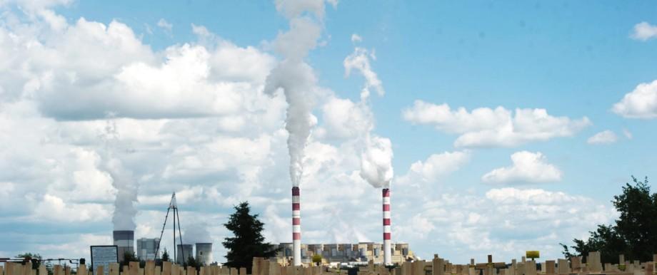 Greenpeace action 'Coal kills'