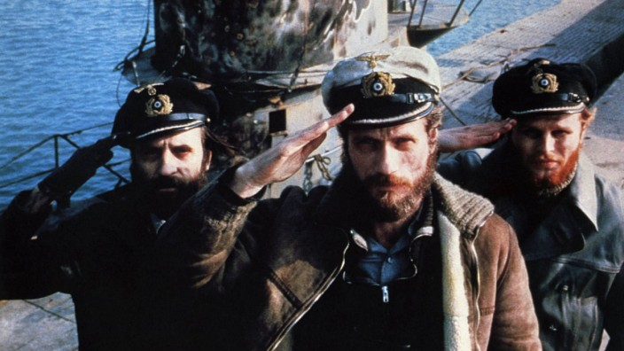 Das Boot DAS BOOT D 1981 Regie Wolfgang Petersen KLAUS WENNEMANN JÜRGEN PROCHNOW HERBERT GRÖ
