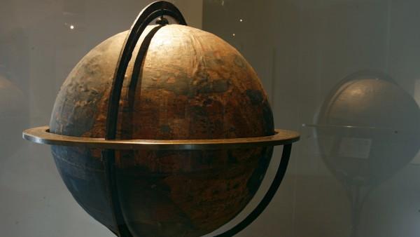 'Behaim-Globus' von Martin Behaim