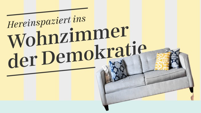 Tollwood-Festival - Die SZ im Wohnzimmer der Demokratie