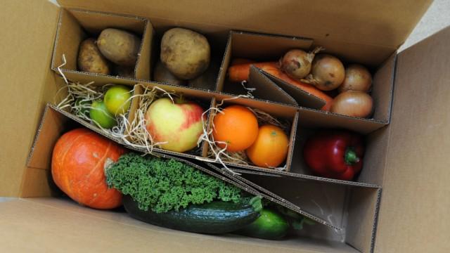 Sendling: Reine Natur: Ob krumm oder schrumpelig, beim Bio-Anbieter Etepetete werden Obst und Gemüse so verkauft, wie sie wachsen.