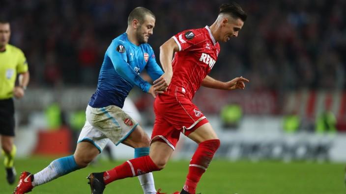 1. FC Koeln v Arsenal FC - UEFA Europa League