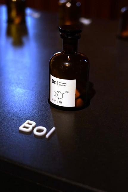 München: Bis zu 200 chemisch nachweisbare Aromen wie etwa Borneol können in einem Buch stecken.