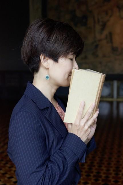 """""""Die Bibliothek der  Gerüche"""" der japanischen Künstlerin  Hisako Inoue"""