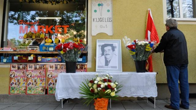 Gedenkveranstaltung für Habil Kilic in München, 2013
