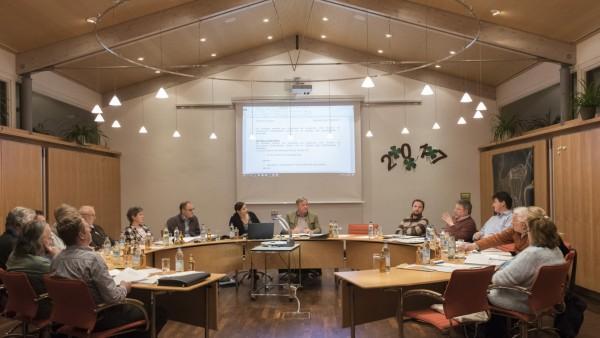 Baierbrunn, Rathaus, Gemeinderatssitzung,