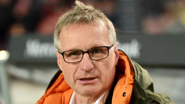 Vorstand Michael Reschke VfB Stuttgart Oesterreich Stuttgart Sport Fussball Bundesliga VfB S