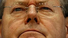 Bundeshaushalt: Schwere Zeiten für Bundesfinanzminister Peer Steinbrück: Otto Fricke, Finanzexperte der FDP, geht davon aus, dass nach der Bundestagswahl ein Nachtragshaushalt anstehe.