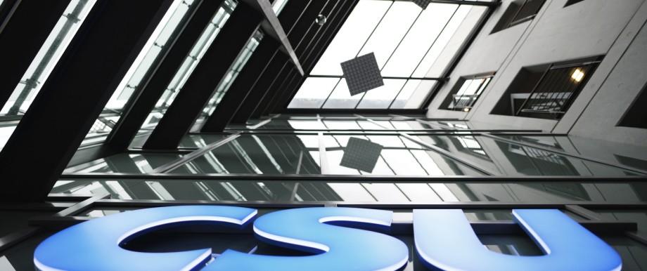 Offizielle Eröffnung der CSU-Zentrale