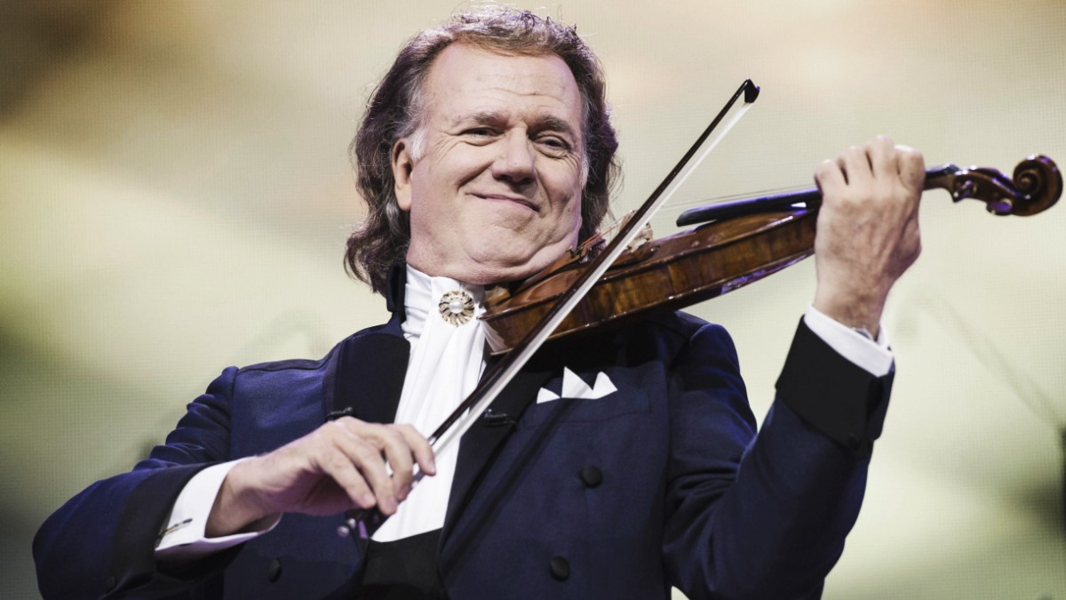 München: Konzertkritik - André Rieu in der Olympiahalle