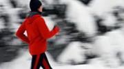 Joggen Winter; istockphotos