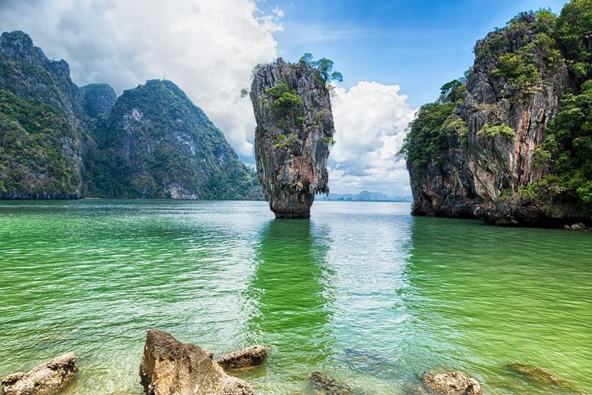 Phang Nga Bucht, Thailand