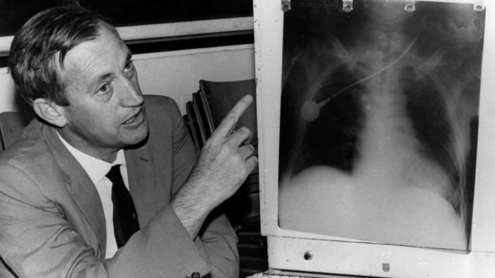 Herzchirurg Barnard